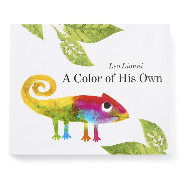 A Color of His Own Book by Leo Lionni