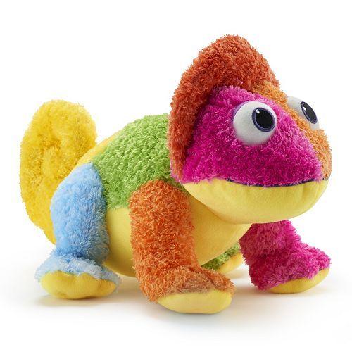 Chameleon Plush Toy