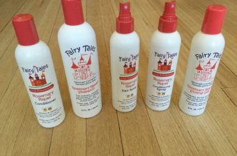 Keep Lice Away With Fairy Tails Hair Products