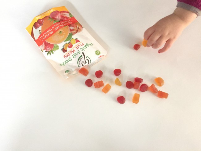 GoOrganic Fruit Snacks 2