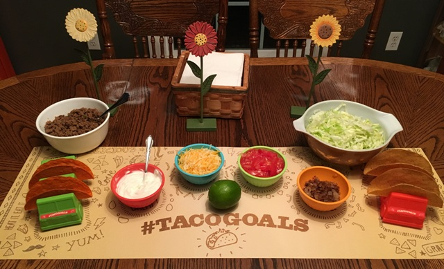 Hormel taco night