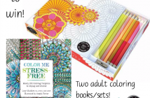 calendars.com coloring books giveaway