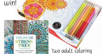 calendars.com coloring books giveaway