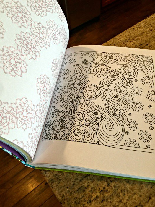 color me stress free coloring books for adults