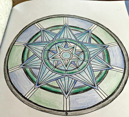 color me stress free design