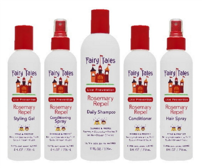 Fairy Tales Hair Products