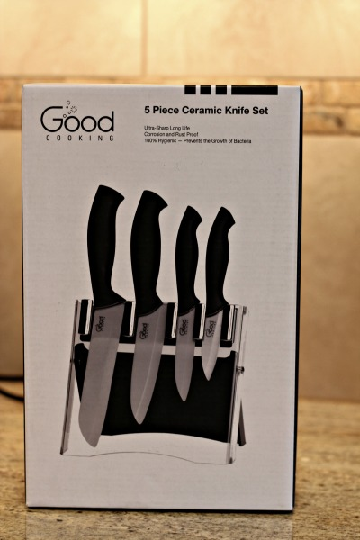 good cooking ceramic knife set