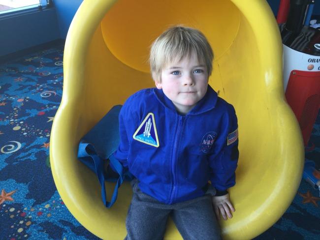 life like space jacket for kids