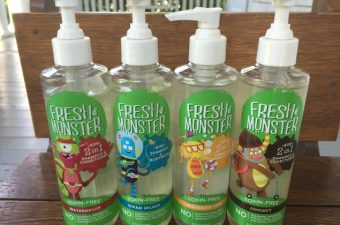 Fresh Monster Kid Hair Products Review