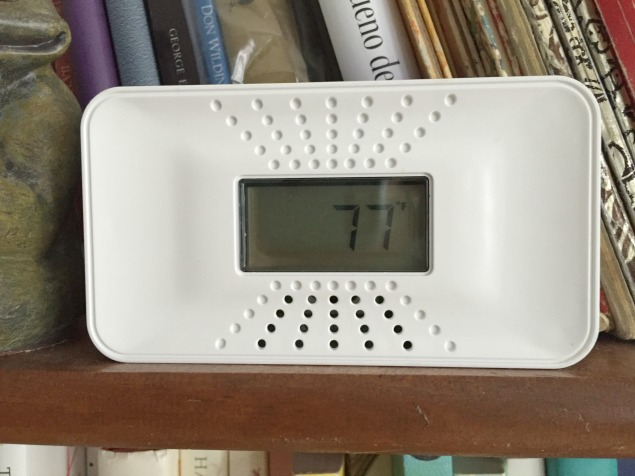 First Alert 10-Year Battery Carbon Monoxide Detector