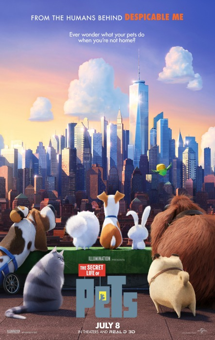 the secret life of pets movie trailer   eighty mph mom