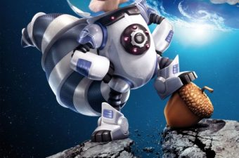 Ice Age: Collision Course-Philips Sonicare For Kids Ice Age power toothbrush