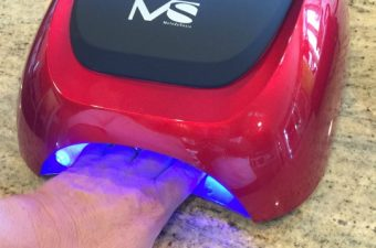 MelodySusie Violetiel 48W LED Lamp for Gel Polish