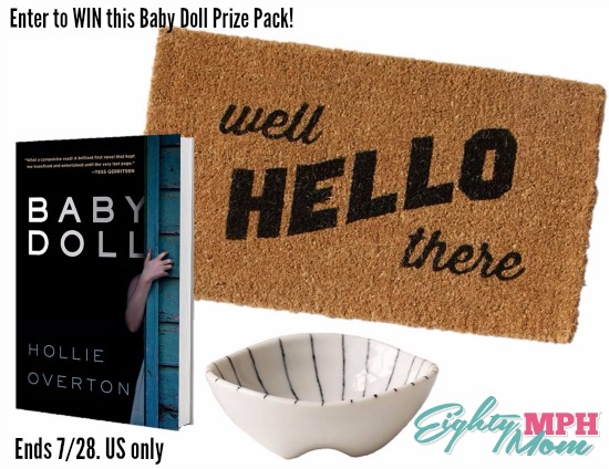 baby doll book giveaway