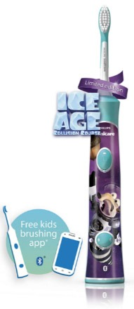 sonicare app ice age