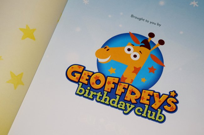 "Toys""R""Us The Legend of Geoffrey"