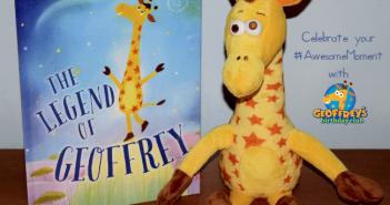 """Toys""""R""""Us Geoffrey's Birthday Club Feature"""