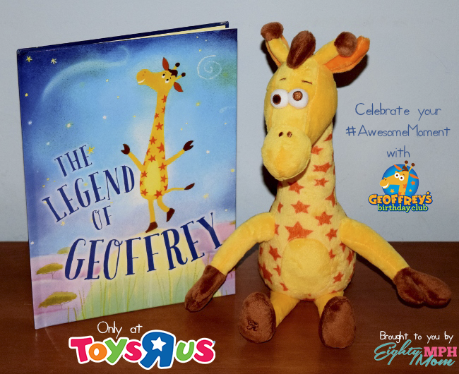 Toys R Us Birthday Party : Celebrate your awesomemoment with geoffrey s birthday