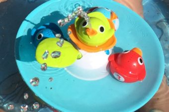 Bring STEM To Life With These Great Bath Toys!