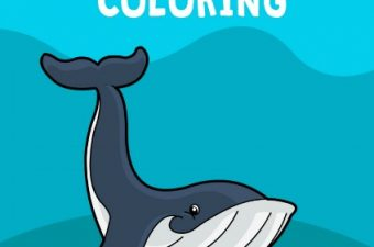 Kidloland Printable Aquatic Animals Coloring Book