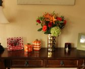 First Day of Fall – Home Decor