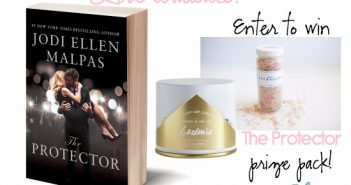 The Protector giveaway