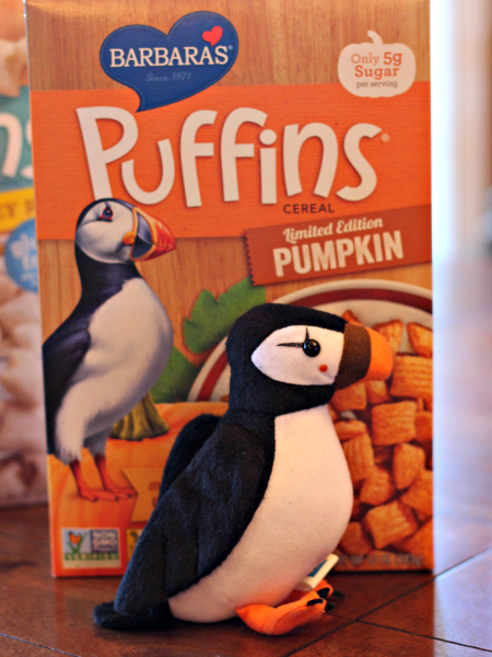 barbara's puffin plush