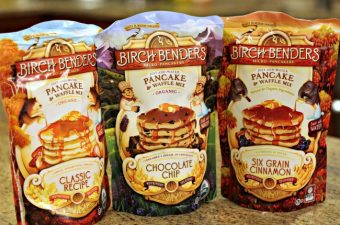 Birch Benders Pancakery Pancake and Waffle Mixes