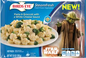 birds eye yoda pasta