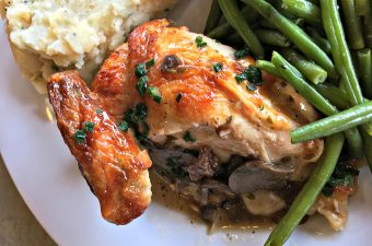 Boston Market New Rotisserie Chicken Marsala