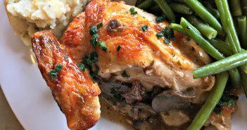 boston market chicken marsala