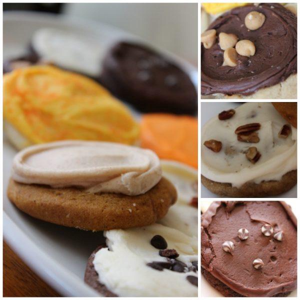 Autumn Tin Cookie Collage