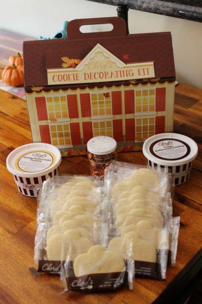Cheryl's Cookie Decorating  Kit
