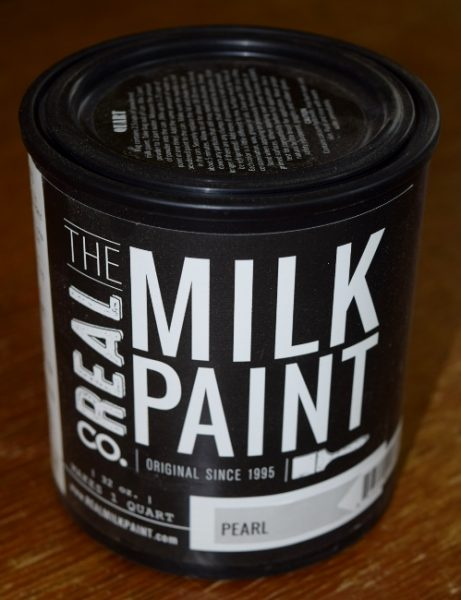 Paint made with milk - Real Milk Paint