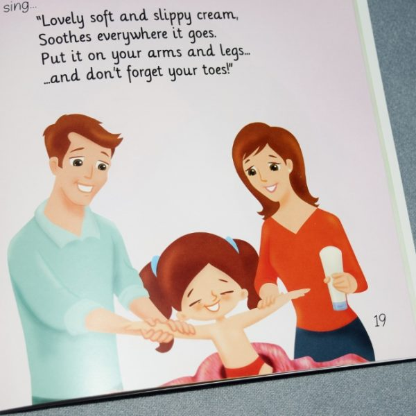 Aveeno Baby Eczema Therapy Nighttime Balm
