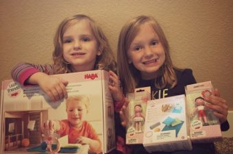 HABA Little Friends Dolls & Accessories are Great for Imaginative Playtime! – Review