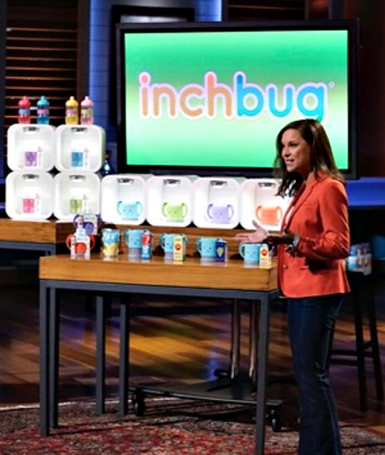 InchBug on Shark Tank