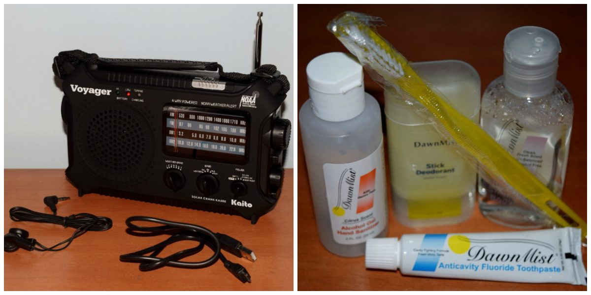 Live Prepared 72-Hour Emergency All-in-One Kit