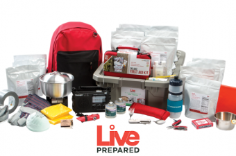 How to Stay Safe in an Emergency, Live Prepared! – Review