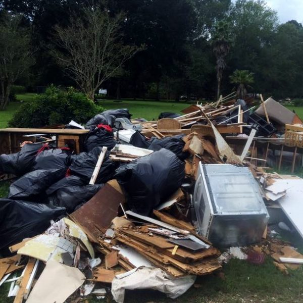Louisiana 2016 Devastation After Flooding - Photo Credit, The Unforgotten Haven