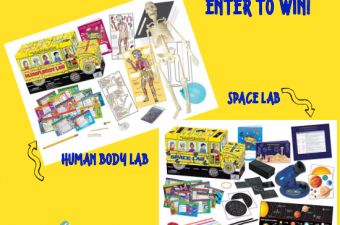 The Magic School Bus kits – fun AND educational! {Giveaway}