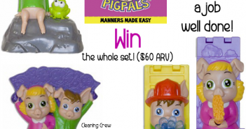 Polite PigPals giveaway