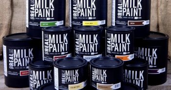 Real Milk Paint, Collections