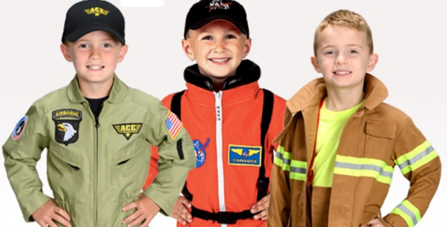 aeromax toys career costumes for kids