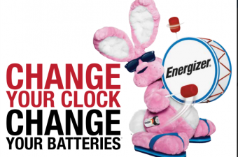 energizer change your clock change your batteries