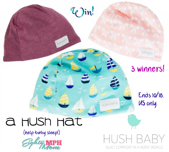 hush hat giveaway
