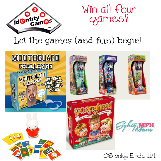 identity games giveaway