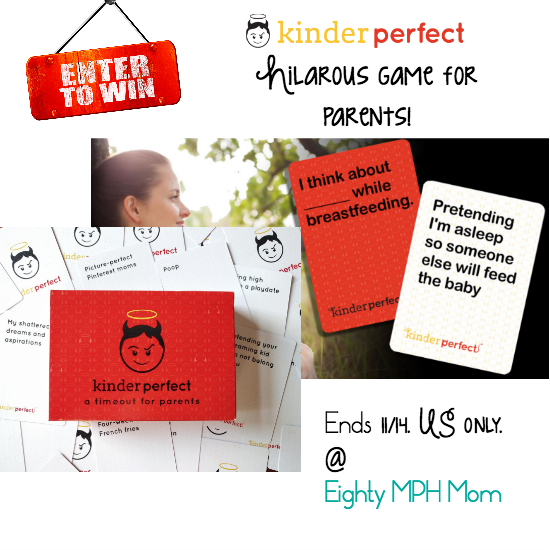 kinderperfect game giveaway