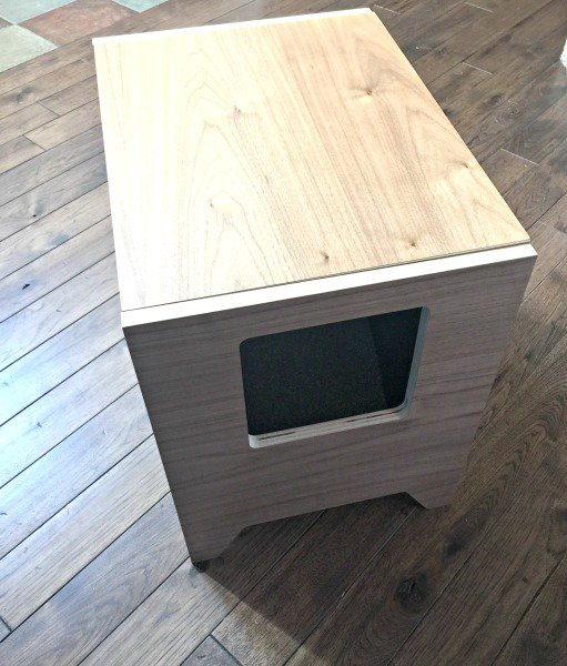Cat Litter Boxes That Look Like Furniture Curiocraft Cat Litter Box It Looks Like Furniture  Eighty Mph .
