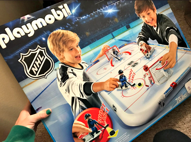 playmobile nhl